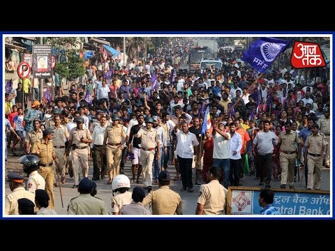 Shatak AajTak | Protests Spread Across Maharashtra After Bhima-Koregaon Caste Violence
