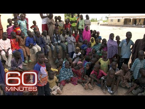 Beyond the Chibok girls: Inside Nigeria's IDP camps