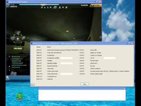 How to use Nfs World pursuit loader