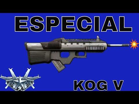 Mc5 | Especial Classe Assalto Arma KOG V Full