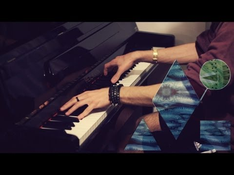"""""""Rather Be - Clean Bandit  Piano Cover - Costantino Carrara"""
