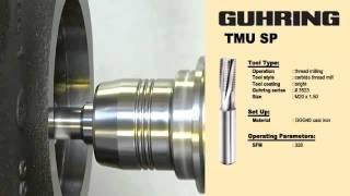 guhring thread mill