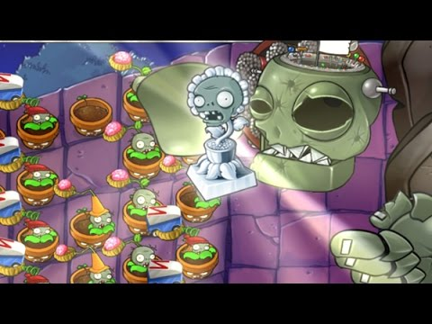 Plants Vs Zombies Final Mod ZombiePlants