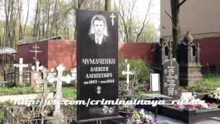 Легендарный опер Чумаченко - Леха Чума