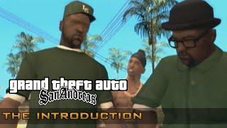 GTA San Andreas - Introduction (Polskie napisy)