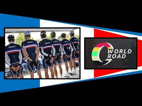 Tour de France 2018 - Championnat du monde avec l'équipe de France [FR]