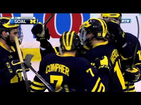 Zach Werenski Scores for the 4-3 Lead  vs. Minnesota