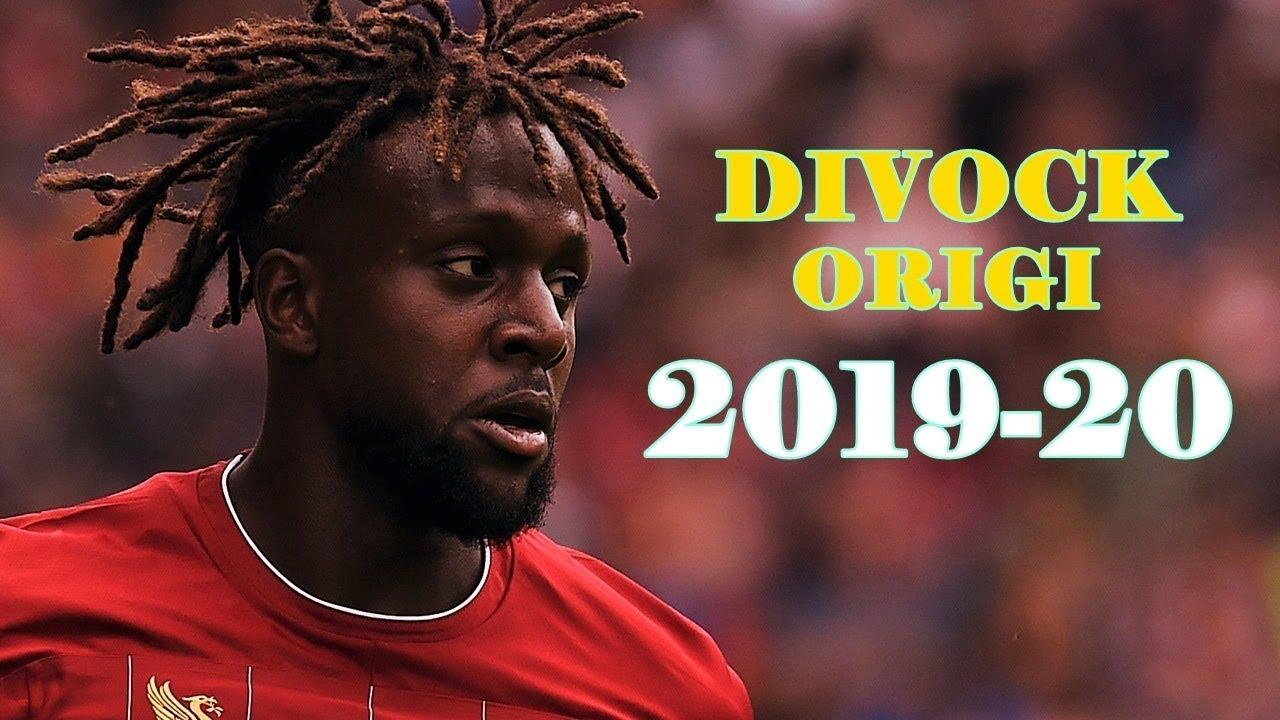 Download Divock Origi Hardworking Warrior 2019/2020