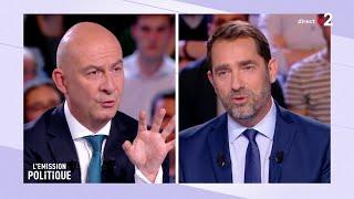 L'Emission politique - Christophe Castaner sur la taxe d'habitation - 17 mai 2018 (France 2)