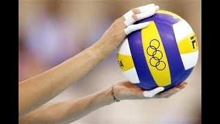 Kỹ thuật phát bóng cao tay bóng chuyền