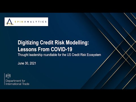 Digitizing Credit Risk Modelling: Lessons From COVID-19