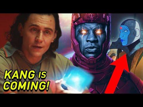 Loki Episode 1 Breakdown! KANG & SECRET WARS SETUP! Loki Easter Eggs