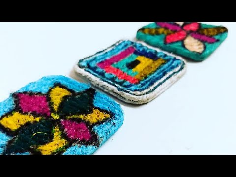 DIY fridge magnets # crafts papa