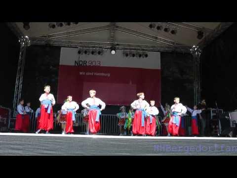 Hamburg - Bergedorf (20.8. 2011) Fest der Nationen - Gymnasium Nr. 2 Dubno/Ukraine