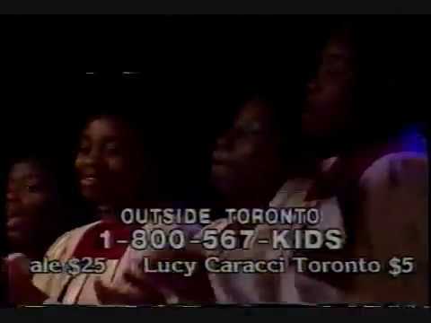 Toronto's Youth Outreach Mass Choir 1990