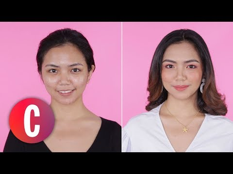 Cosmo and Revlon Gave This CG A 'Living Coral' Makeover