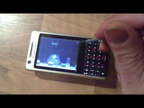 YouTube - How it works on Sony Ericsson P1i - Test