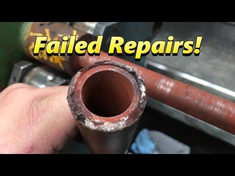 SNS 157 Part 2: Failed Repair on Roll Journal