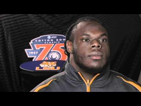 LSU Defense One-on-one - Drake Nevis