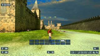 Serious Sam HD: The Second Encounter gameplay