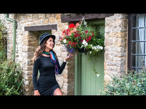 Is this the MOST BEAUTIFUL village in England?! - Cotswolds Tour