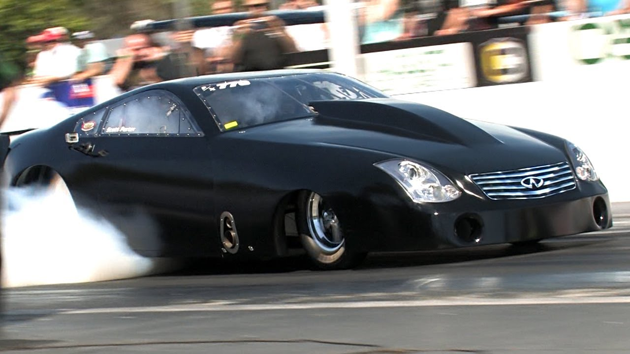 Nissan Infiniti Vq35 Twin Turbo Scott Porter Racing