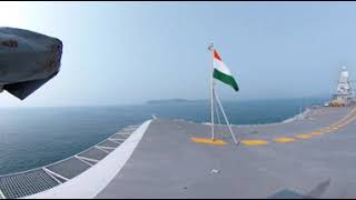 INS Vikramaditya 360VR Tour Hindi HD