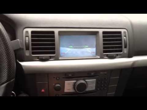 Opel CID Video Interface & CarPC Centrafuse