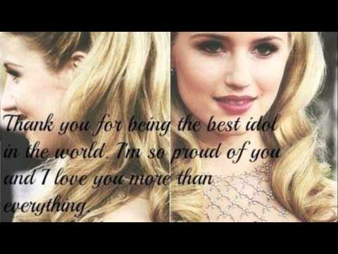 Happy Birthday Dianna Agron! {diannaagronbday project 2014}