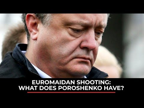 Euromaidan shooting: who drags the investigation and what does Poroshenko have? | News M.News World