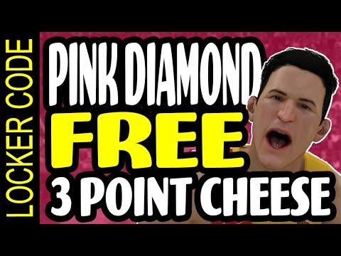 NBA 2K19 - MyTeam - LOCKER CODE - FREE Pink Diamond Mikan