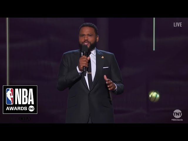 nba-awards-opening-monologue-anthony-anderson