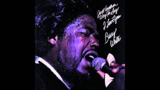 Barry White - Let Me Live My Life Lovin You Babe