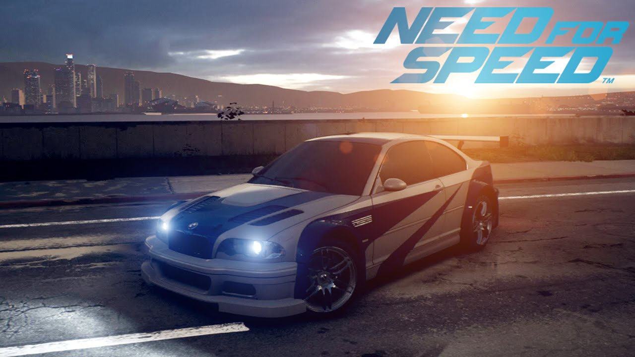 Need for Speed 2015 - BMW M3 E46 Tuning - YouTube