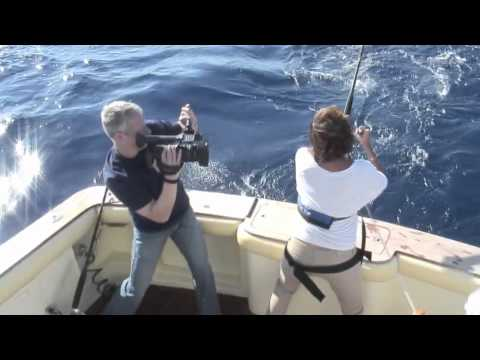 Fishin' Impossible: Grand Bahama Wahoo