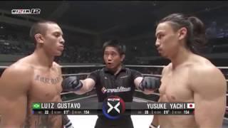 Luiz Gustavo vs Yusuke Yachi Rizin 12 Main Event