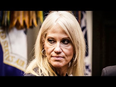 Kellyanne Conway Is In Charge Of US Opioid Response, Which Means We're Screwed