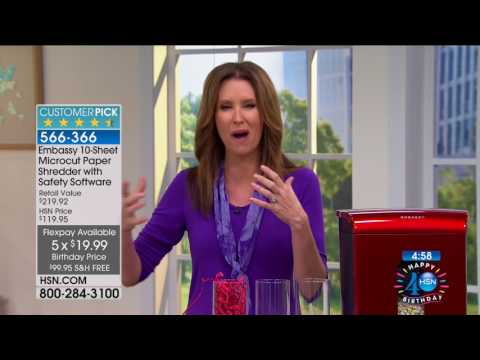 HSN | HSN Today: Electronic Connection Celebration 07.28.2017 - 07 AM