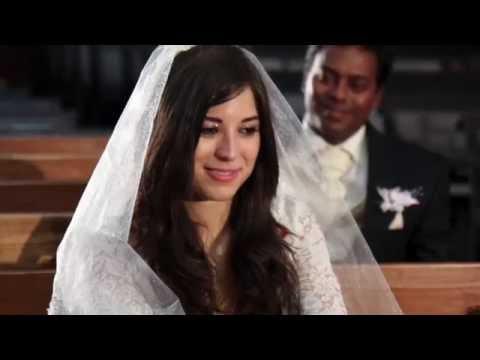 Best indo western wedding   Our Multiculti Indian European Christian Wedding