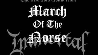 "DEMONAZ - ""Northern Hymn / All Blackened Sky"" from ""March of the Norse"" (OFFICIAL)"