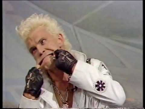 BILLY IDOL:WOGAN TALKSHOW