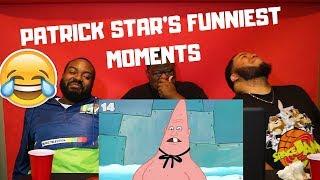 (YOU LAUGH YOU DRINK) - Patrick Star's Top 25 Most LOL Moments 😂 | SpongeBob