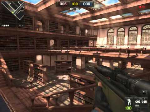 自由之心-電M200狙擊槍 - YouTube