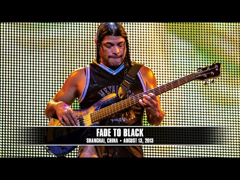 Metallica: Fade To Black (MetOnTour - Shanghai, China - 2013)