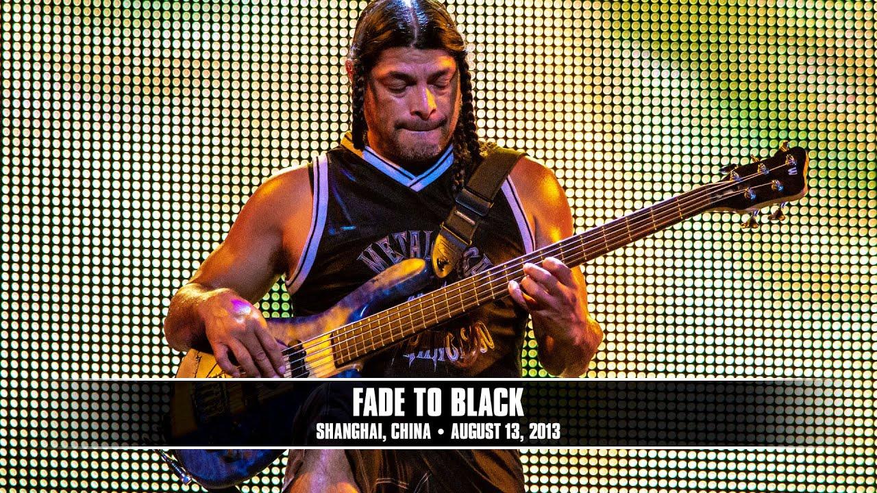 Metallica: Fade To Black (MetOnTour - Shanghai, China - 2013)