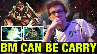 BEAST MASTER CAN BE CARRY WITH MIRACLE -Dota 2