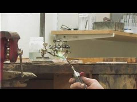 Jewelry Making : Making Sterling Silver Jewelry