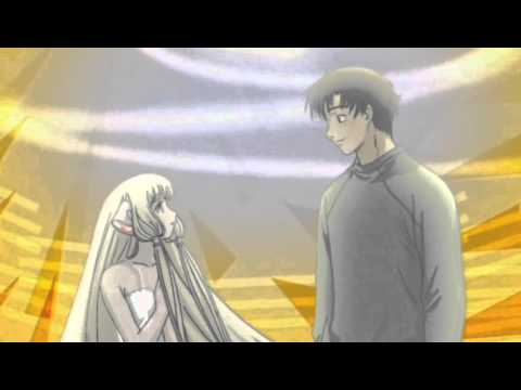 Chobits - Creditless Opening  ROUND TABLE feat. Nino - Let Me Be With You  PV-Vision