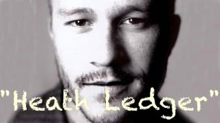 Through the Spirit Box: The Many Voices of Heath Ledger