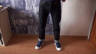 MOMOTARO JEANS GOING TO BATTLE LABEL 0705SP OW 157OZ (half a year is not frequent wearing)